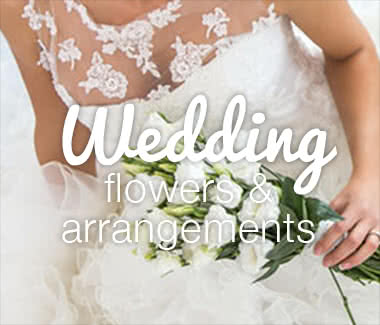 Wedding flowers & arrangements