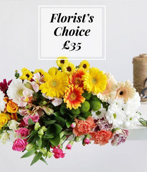 Florist's Choice £35