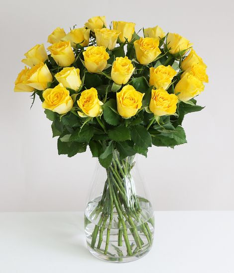 Fairtrade flowers fairtrade florists arena flowers 24 fairtrade yellow roses mightylinksfo