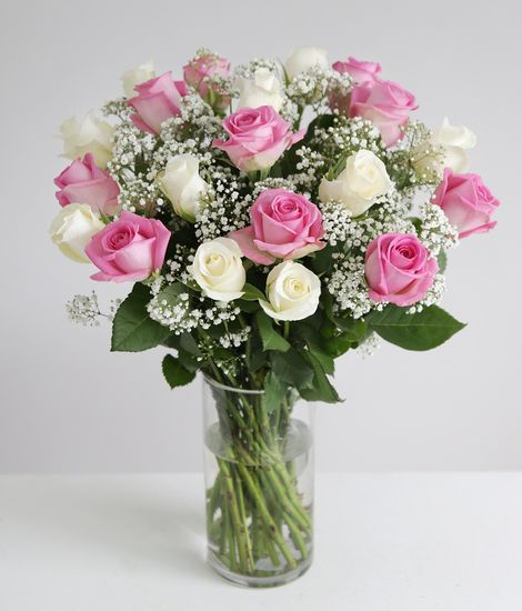 Pastel Fairtrade Roses