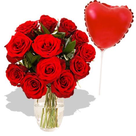 Fabulous Valentijnsdag Bloemen | Valentijnsdag Boeketten | Valentijnsdag  NT-69
