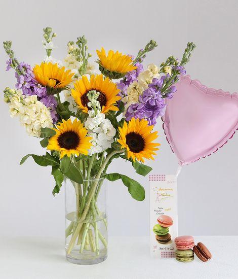 June Bouquet Giftset