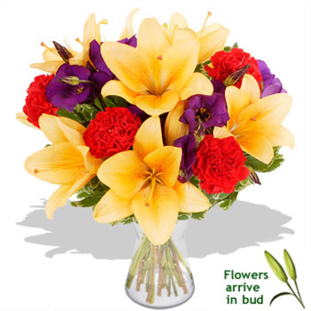 Hunky Dory - flowers
