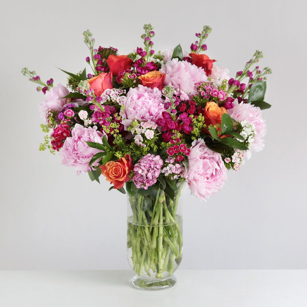 Summer Romance - flowers