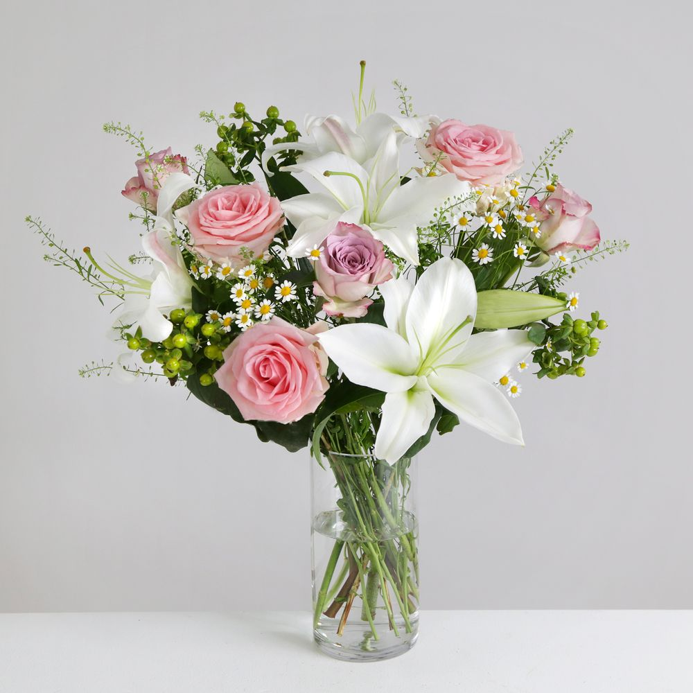 Funeral flowers flowers online send flowers flowers delivered elegant rose and lily flowers izmirmasajfo