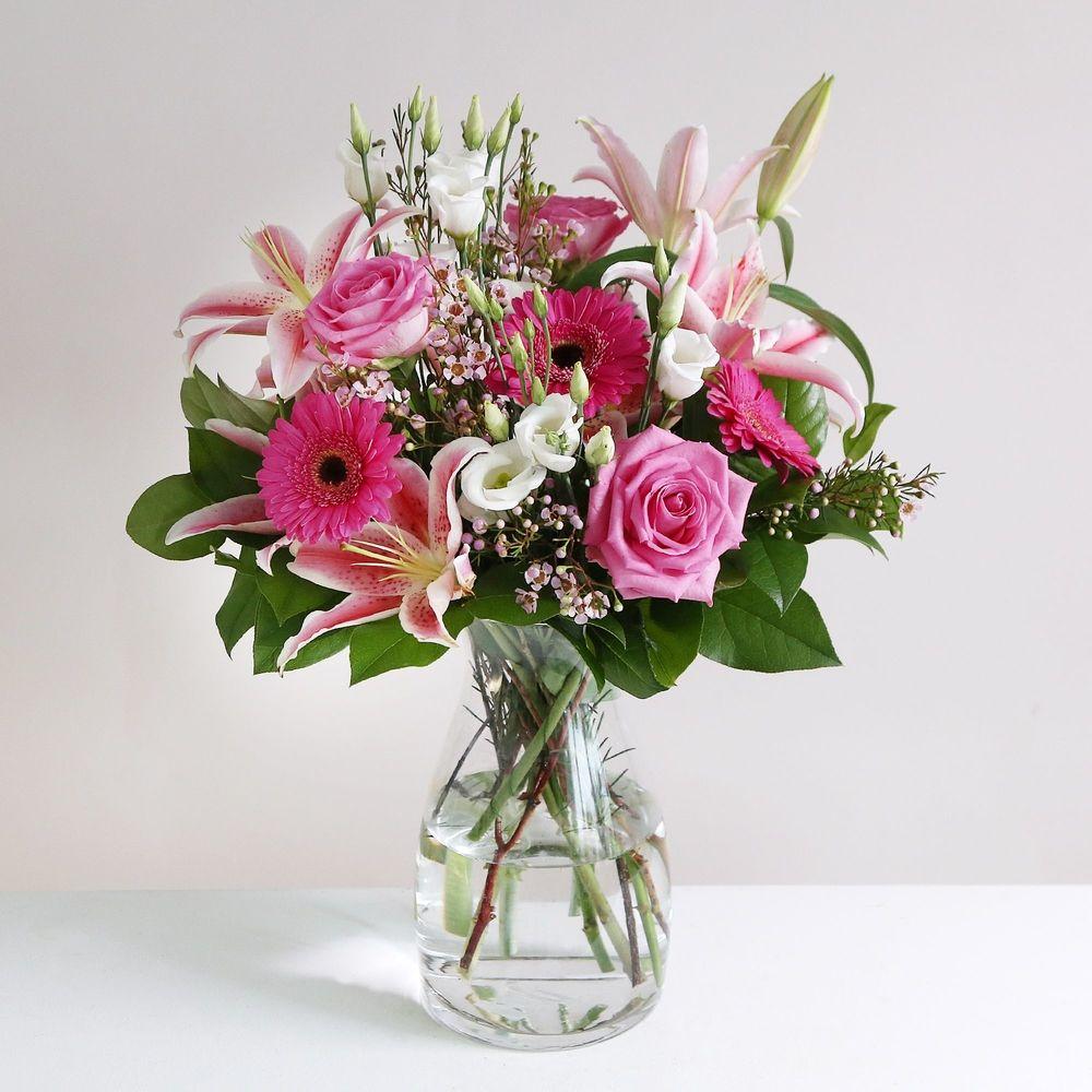 Pink Sensation - flowers