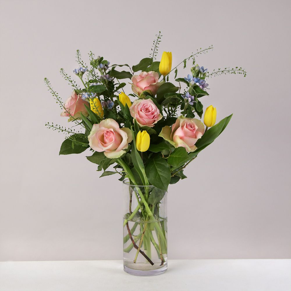 Flowers March Bouquet - flowers