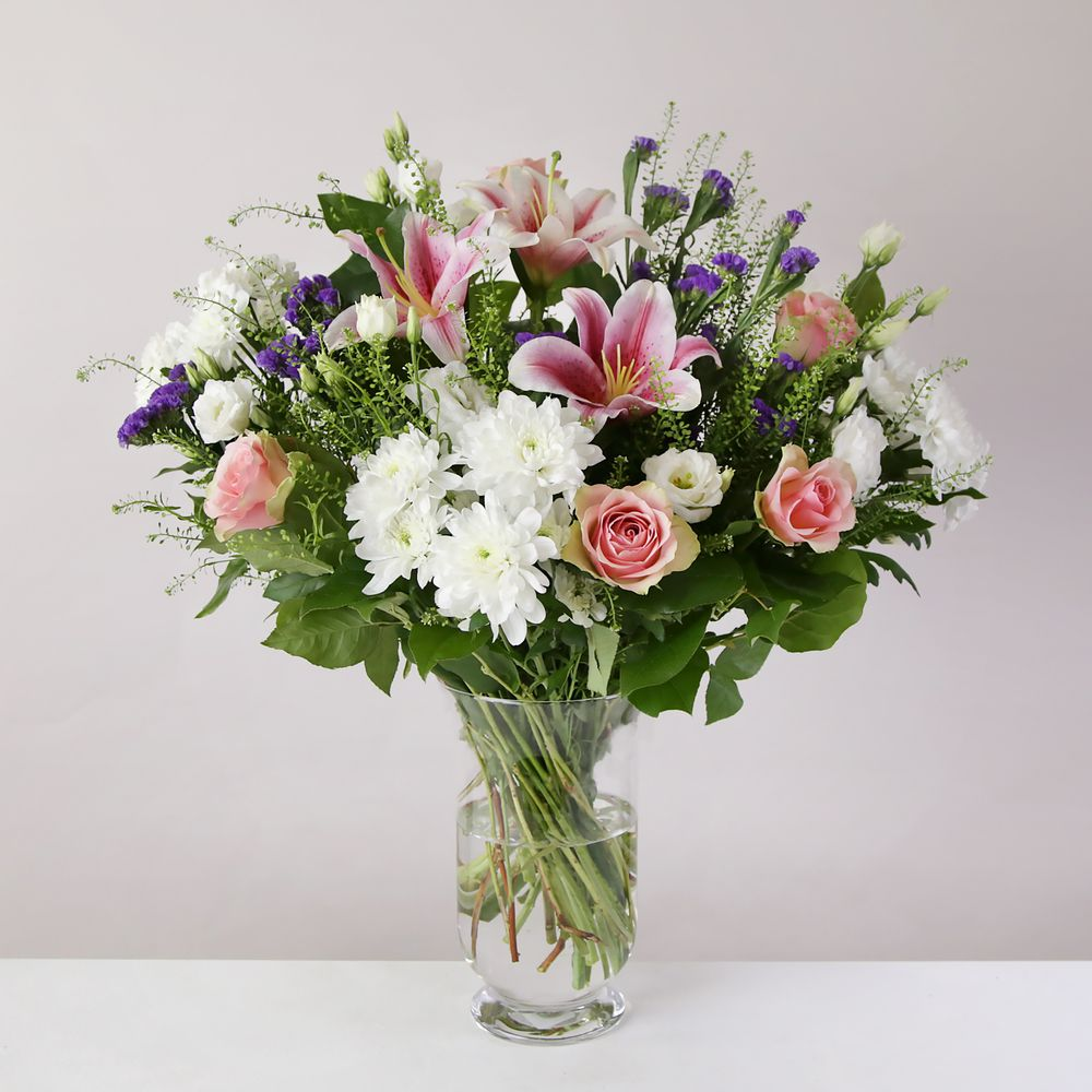 Mother's Day Celebration Bouquet - flowers