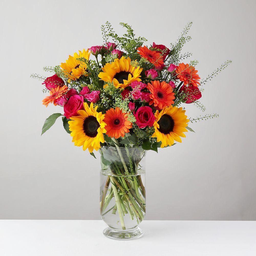 Flowers Summer Celebration - flowers