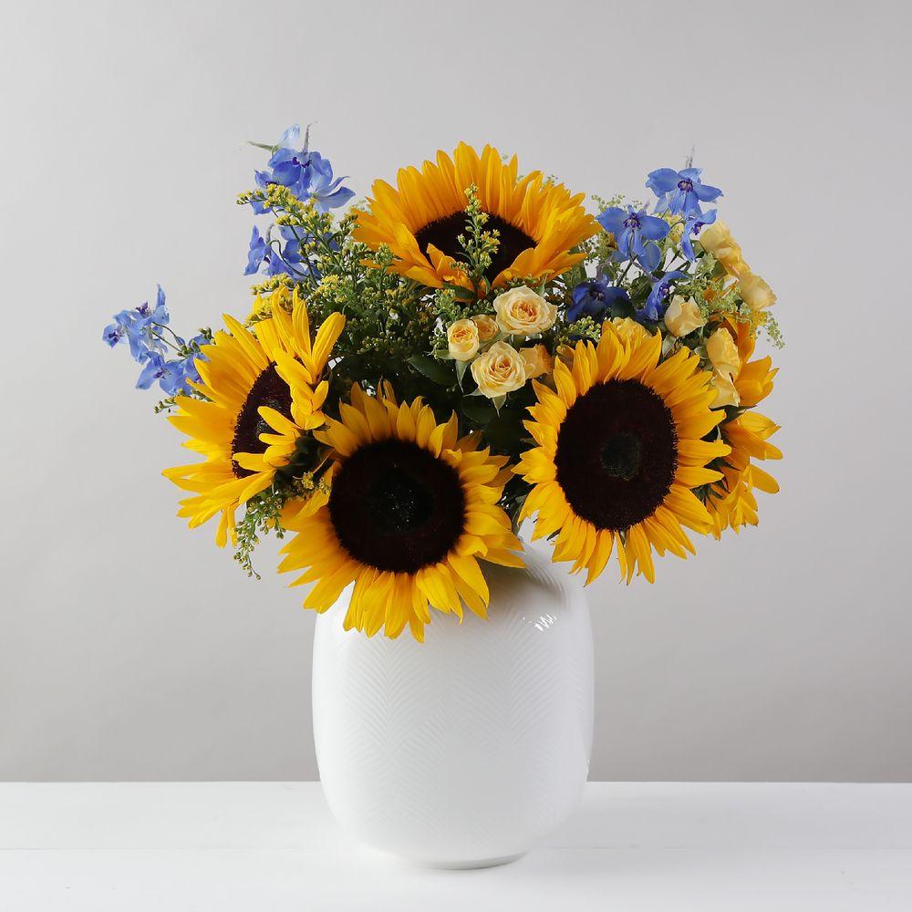 August Bouquet - flowers