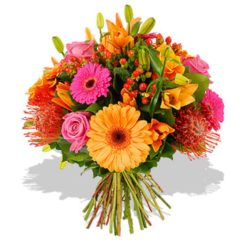 Bright & Cheery - flowers