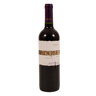 Adobe Reserva Organic Merlot Red Wine
