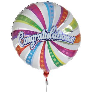 Free Delivery. Congratulations Balloon