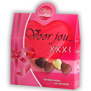 For You Chocolates 100g