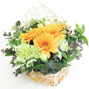 Arrangement Angel Heart Orange