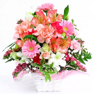 Arrangement Sweet Pink