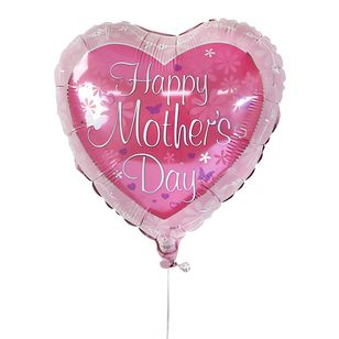 Free Delivery Love You Mum Balloon