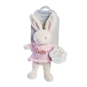 Fifi Baby Soft Toy with Rattle