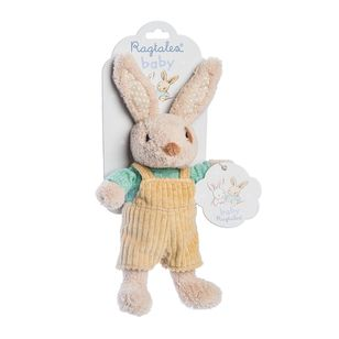 Alfie Baby Soft Toy with Rattle