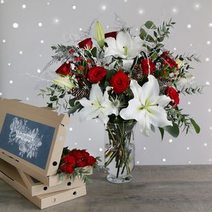 The Ultimate Christmas Letterbox Bouquet