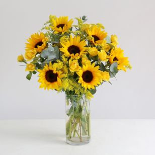 Fairtrade Sunshine Bouquet