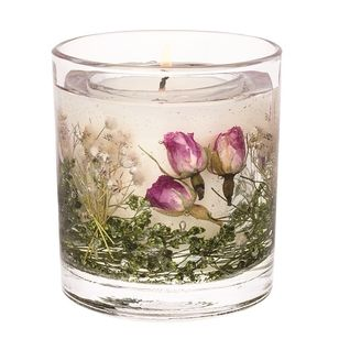 Wild Rose Natural Wax Tumbler