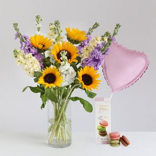 June Bouquet Giftset