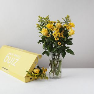 The Signature 'Zing' Letterbox Flowers