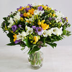 Freesias Bouquet - flowers