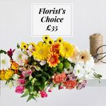 Florist's Choice £35 - flowers
