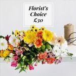 Florist's Choice £30 - flowers