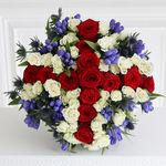 The Brexit Bouquet - flowers
