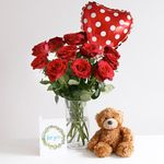 Sweet Love Gift Set - flowers