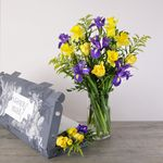 Letterbox Spring Brights - flowers