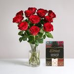 Romantic Gift Set - flowers
