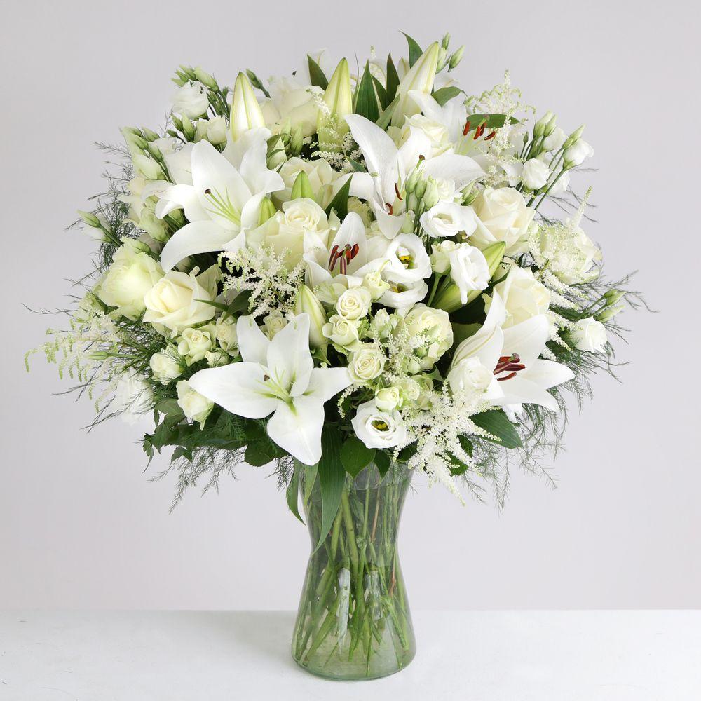 Image of Heavenly Skies - flowers