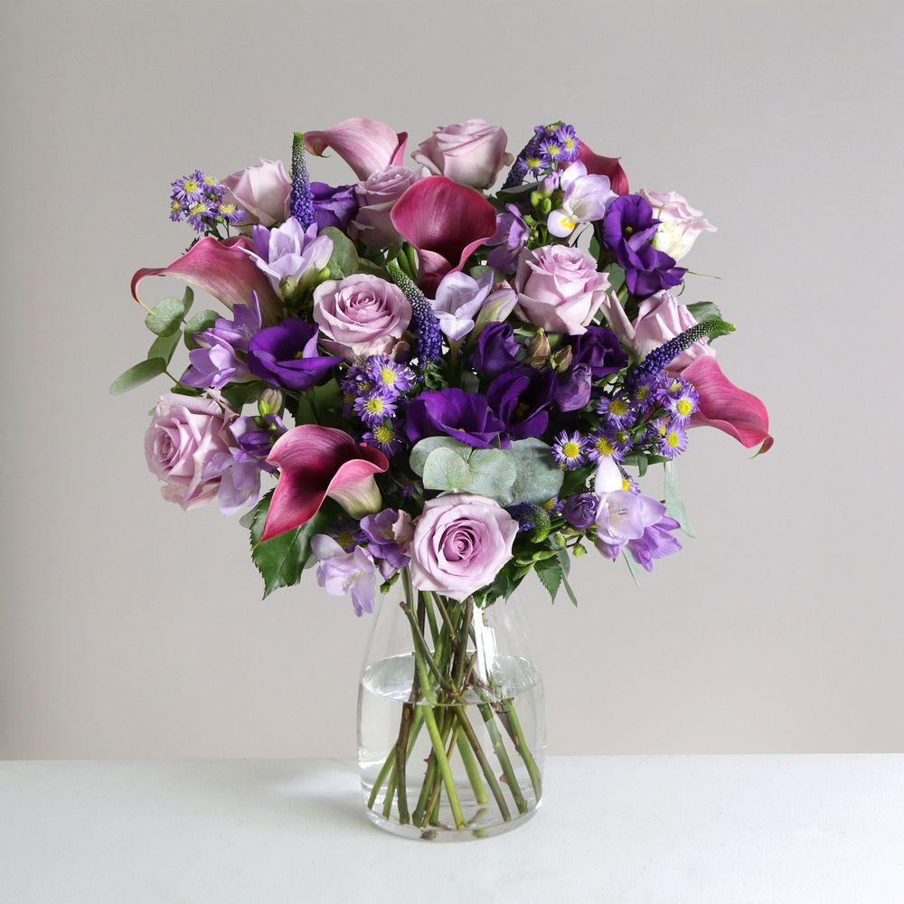 Image of Purple Haze - flowers