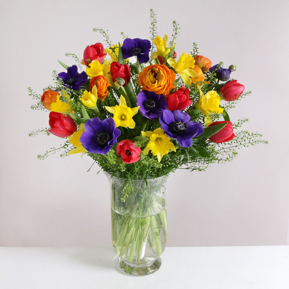 Image of Bright Spring - flowers