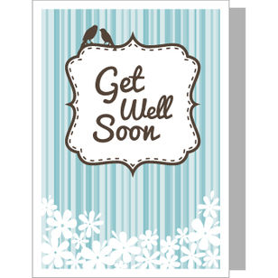 Card Get Well Soon
