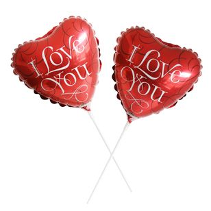 Mini I Love You Balloon Gift Set