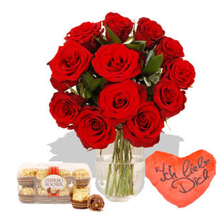 Hugs Romantic Gift Set