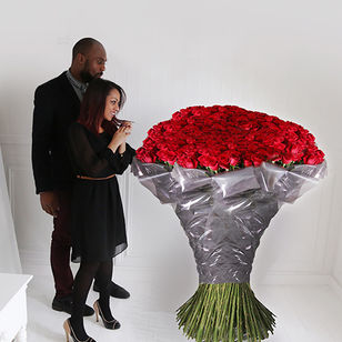 1000 of The World's Largest Roses