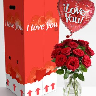 I Love You Gift Box Set